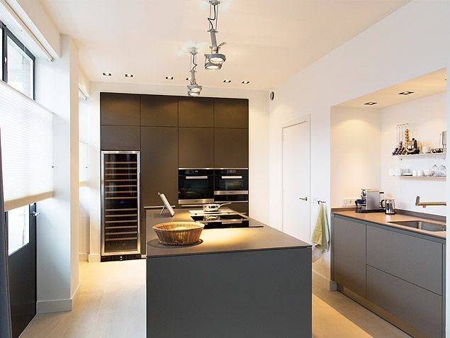 interieur verbouwing architect amsterdam