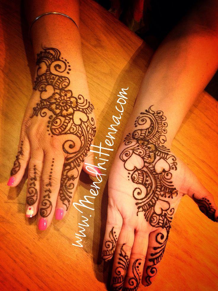 Les 243 meilleures images du tableau tatouages au henn sur pinterest mehndi au henn - Modele de henna ...