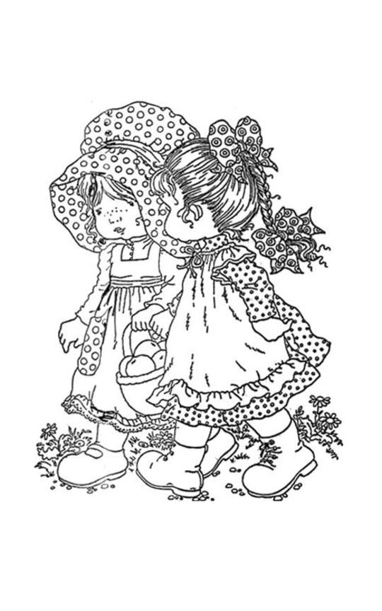 202 best coloriage petite fille images on pinterest petite fille coloriage et filles - Coloriage pour petite fille ...