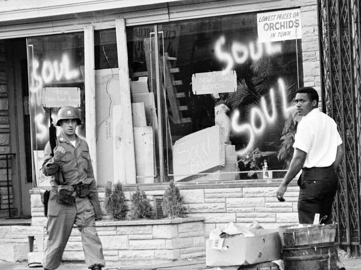 The Newark Riots began 50 years ago today — here's why they still matter - Fifty years ago, the city of Newark, New Jersey experienceda string of violent riotsafter two white police officers stopped and beat up a black taxi driver on July 12 in a community that had suffered decades of social frustration caused by poverty and racial profiling.  While more than half a century has passed, many of the issues at the heart of the protests continue to divide the country today.  Here's how the…