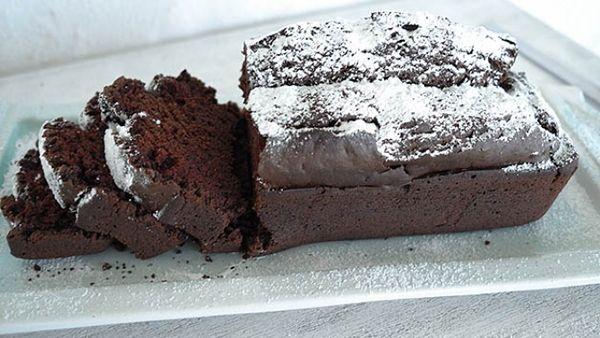 Το πιο γρήγορο Νηστίσιμο Κέικ Σοκολάτας!