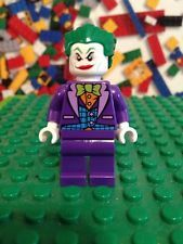 LEGO Batman DC Super Heroes Joker Minifigure  Jokerland  76035