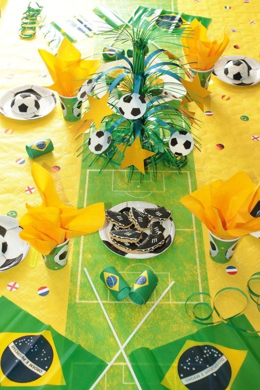 Table coupe du monde au Brésil 2014