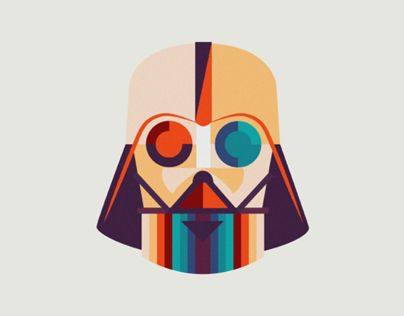 We love this Star Wars Animation by Ema Rogobete!  #StarWars #Animation #DarthVader