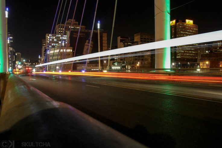 Neslon Mandela bridge - 2
