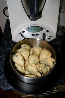 Failsafe varoma chicken dumplings