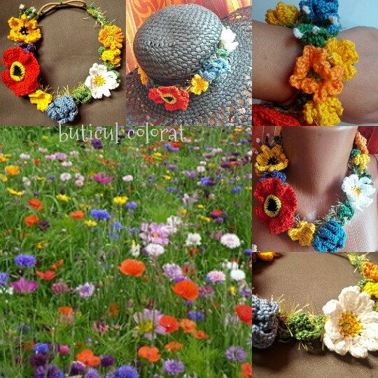Wild flowers again, but a little bit different style ;) please check my new listing