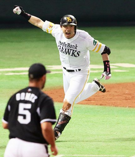 Nobuhiro Matusda (Fukuoka SoftBank Hawks)