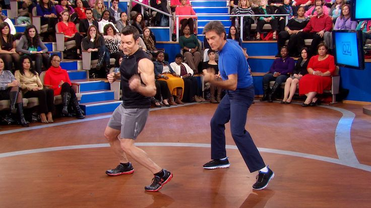 Tony Horton's 10-Minute Workout  Creator of P90x, Tony Horton, created this 10-minute miracle workout exclusively for Dr. Oz fans. You don't need a gym membership or fancy equipment – just your body and the desire to move it. Do this fun, fast routine now!