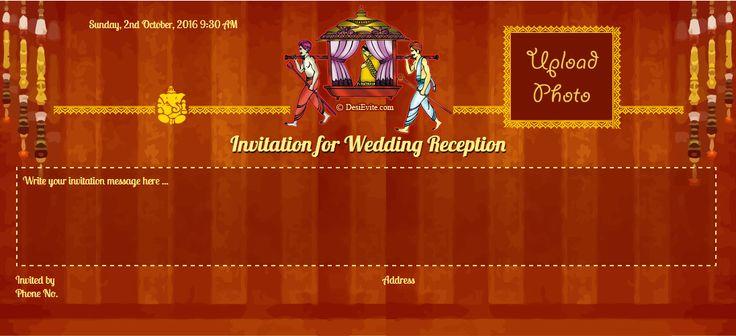 indian wedding cards maker