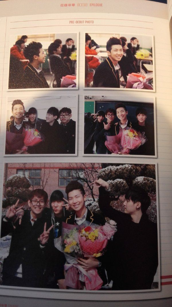 PREDEBUT Photos - It's Namjoon's graduation ♥ © fyeahbangtaned
