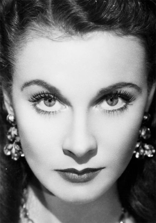 Vivien Leigh.  I think this is an incredible photograph, one of the top ten of that era.