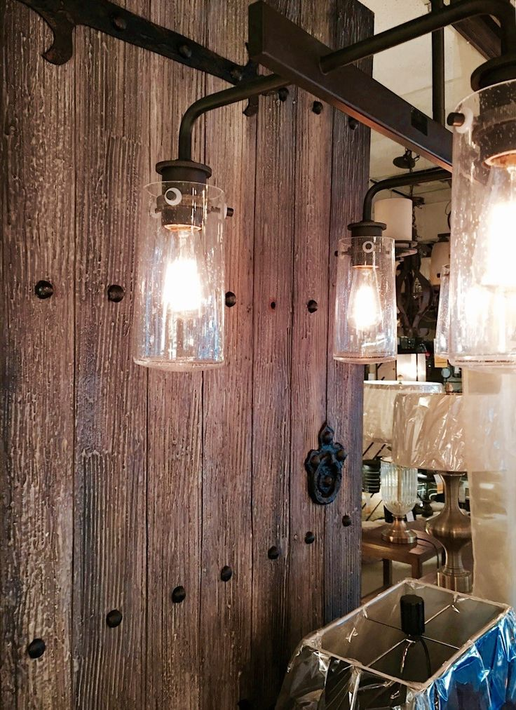Theres So Much To Love About The Reclaimed Style Of This 6 Light