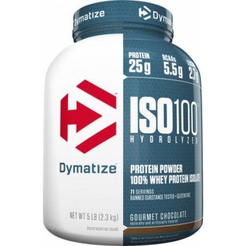NOUL #Dymatize - #ISO100 - 2.3 kg