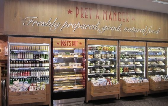 pret a manger brand positioning Pret a manger, the british sandwich chain, is the latest brand to be snapped up in a battle between nestlé and jab holding company credit credit neil hall/reuters.