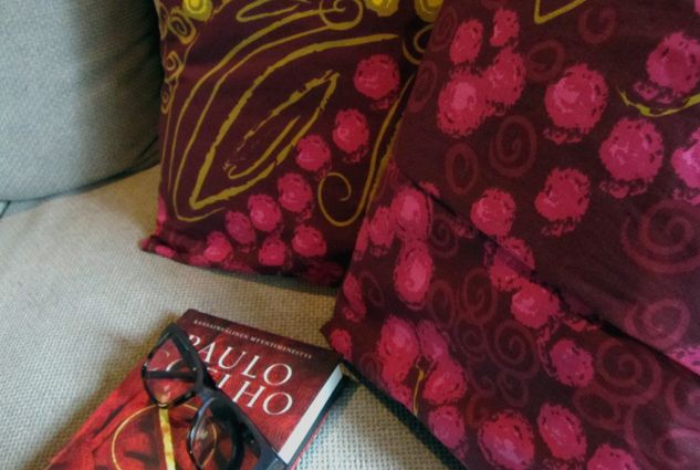 Sewing & reading