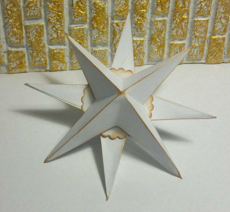DIY stjerne i 3D