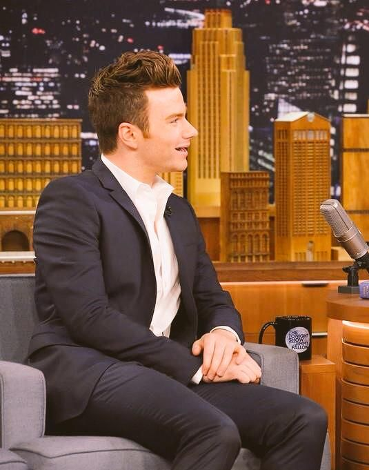 Chris visits Tonight Show Starring Jimmy Fallon (June 25, 2015)