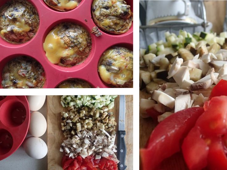 muffin eggs for breakfast, wegetariańskie. vegetarian recipe