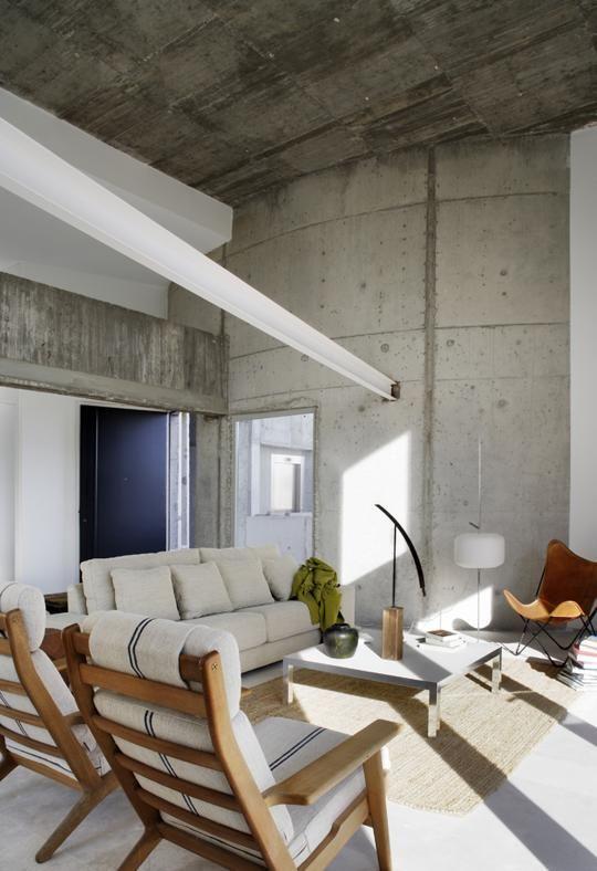 Madrid: un attico sulla città