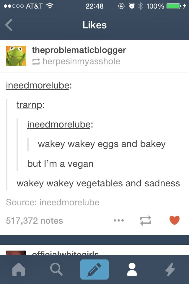 Tumblr funny | I'm vegetarian so this is kinda relatable. . .