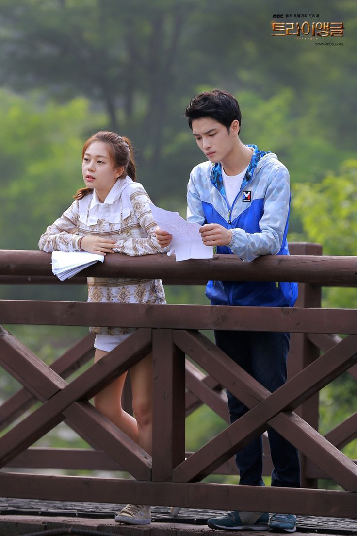 Dalhee Couple makes nature walk dating so peaceful and serene <3 <3 <3