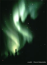 The northern lights!!!!!!