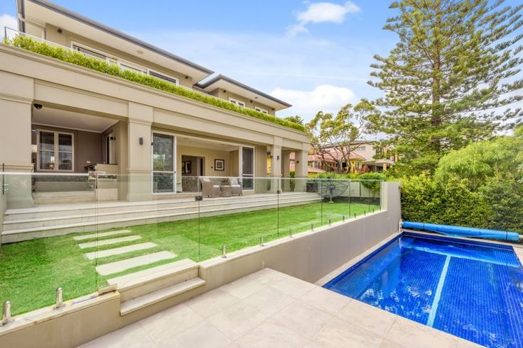 House: 4 bedrooms, 6 bathrooms, 2 carspaces for sale. Contact: Steven Zoellner re: 120 Hopetoun Ave, Vaucluse