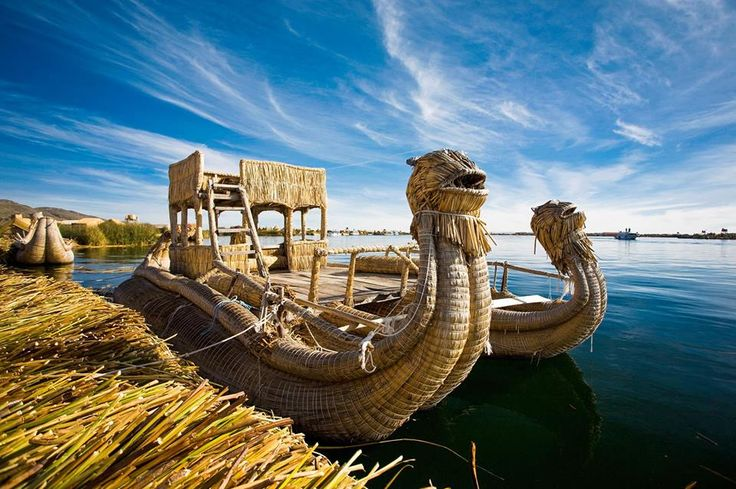 Explore the world's highest navigable lake, Peru's Lake Titicaca with REI! Have you been?