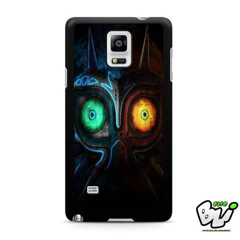 Adventure The Legend Of Zelda Majora Samsung Galaxy Note 4 Case