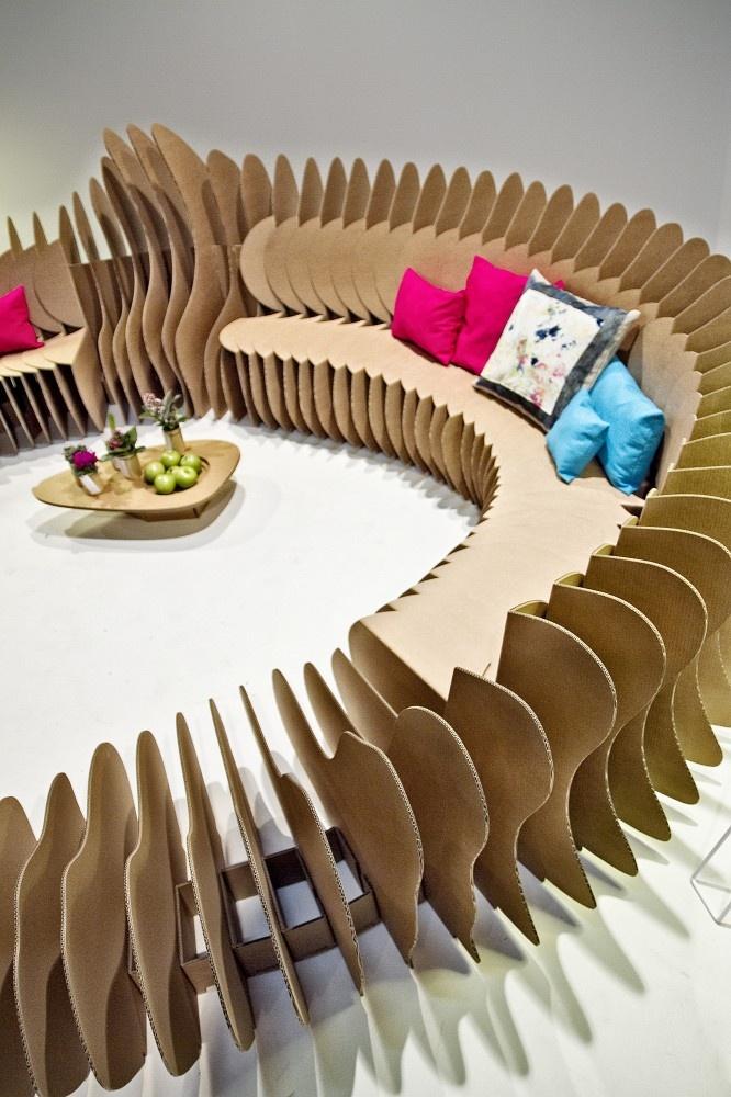 Cardboard Fun / Sanchez-Garrido Architects