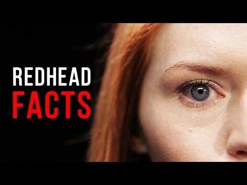 11 Facts That'll Make You Fall In Love With Redheads--YOUR WELCOME