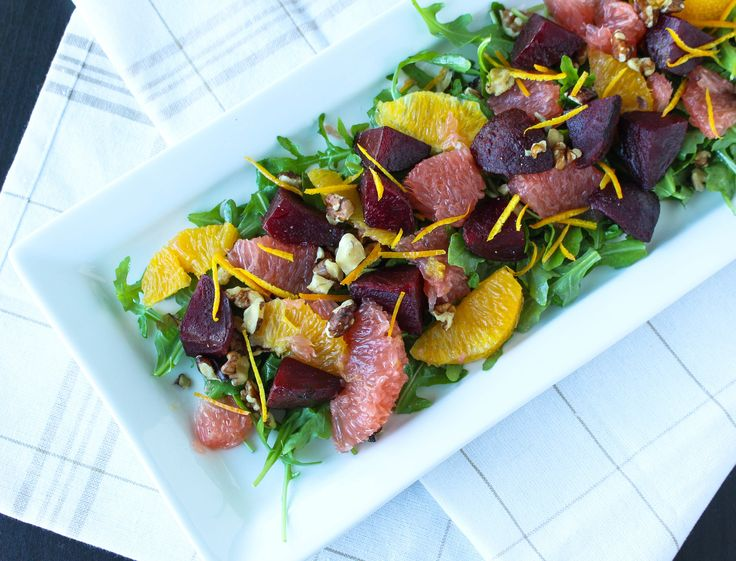 lightly smoked beet salad recipes dishmaps lightly smoked beet salad ...