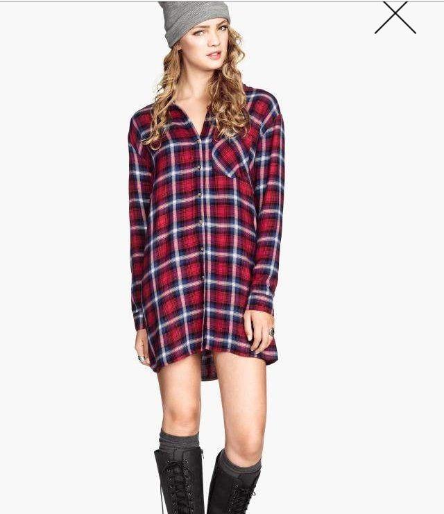 Dress H&M, cool.