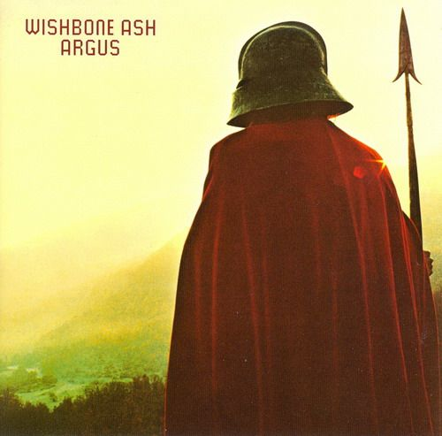 "Wishbone Ash ""Argus"" Sometimes an album comes along that's just a perfect marriage of music and a storyline. A 70s classic concept album"