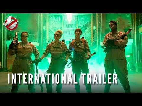 Ghostbusters – Brand New International Trailer! – I'm With Geek