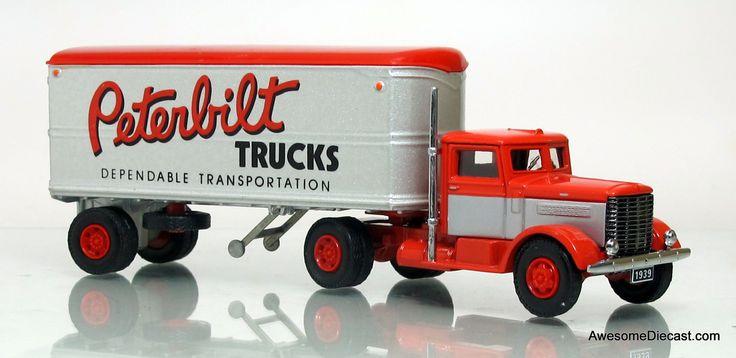 Awesome Diecast - American Highway Legends 1:64 Peterbilt 260 Tractor Trailer - Peterbilt ,  €17.58 (http://www.awesomediecast.com/american-highway-legends-1-64-peterbilt-260-tractor-trailer-peterbilt/)