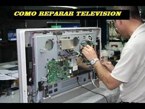 Reparar Televisor Lcd No Enciende Samsung LG Sony - YouTube