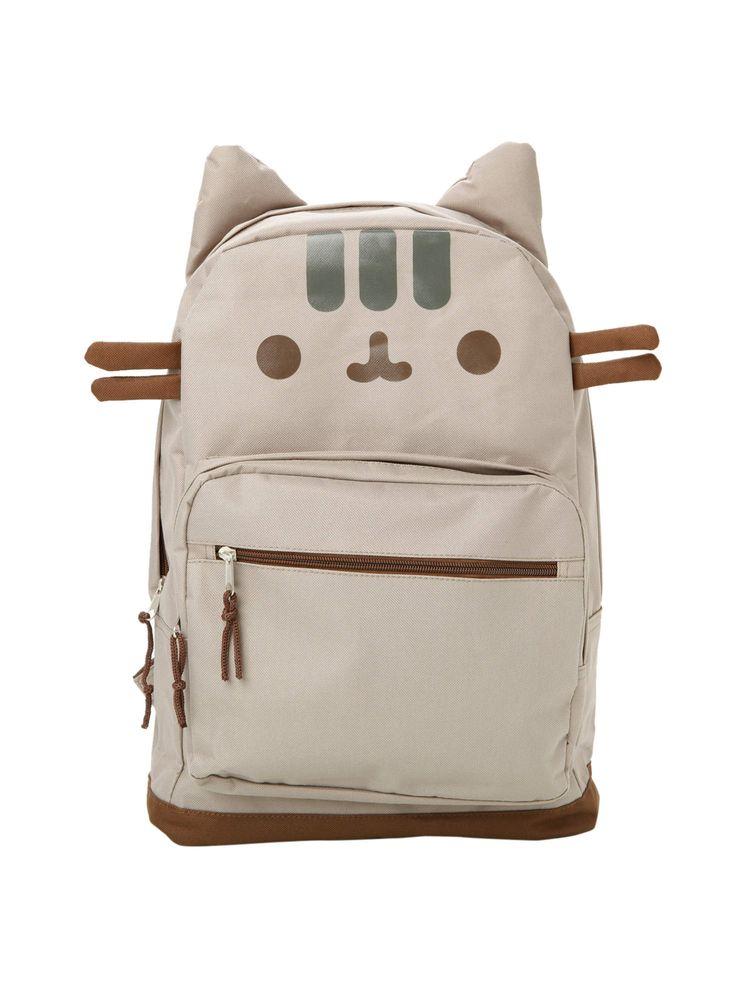 Pusheen Face Backpack