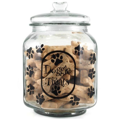 Doggie Treat Jar Home Ideas