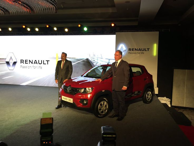 Renault's Kwid has been launched in the country with an additional 1.0-litre…