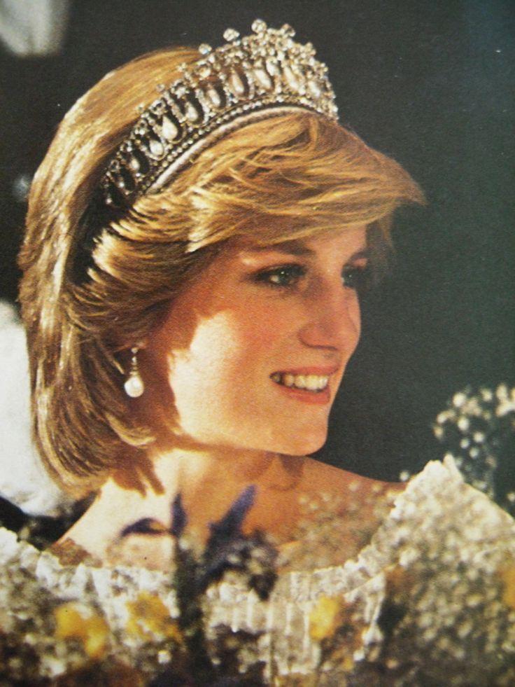 Lady Di, una princesa congelada en el tiempo