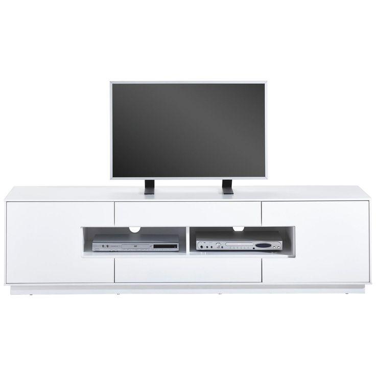 LOWBOARD in Weiß - Phonomöbel - Beimöbel - Wohn- & Esszimmer - Produkte