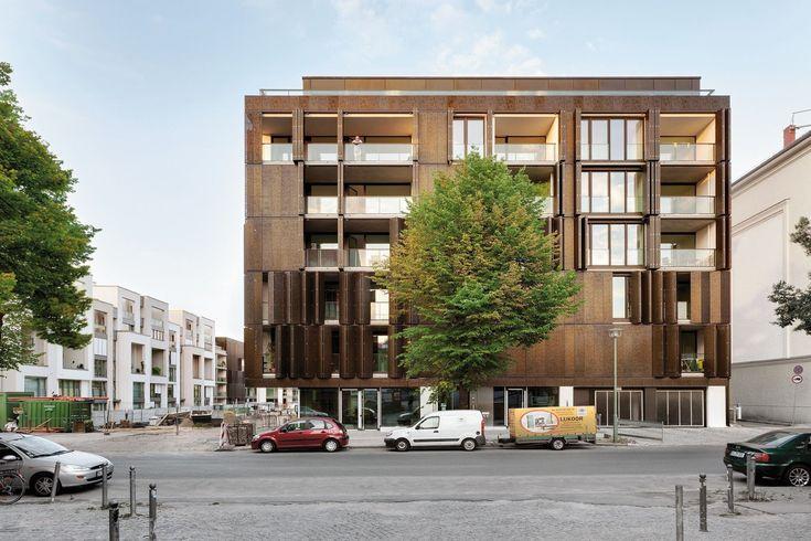 Afasia: Grüntuch Ernst Architekten - Berlin