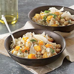 Couscous with Winter Vegetables - SBD2