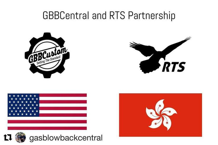 You can now buy @shooterreadygrip and other GBBCustom products from Raid Tactical Solutions from Hong Kong! @gasblowbackcentral will also be selling their amazing parts in the USA!#Repost @gasblowbackcentral with @repostapp  It is the shared mission of Gas Blowback Central (GBBCentral) and Raid Tactical Solutions (RTS) to provide high-quality airsoft products at competitive prices. To provide faster service and cheaper shipping options GBBCentral/GBBCustom will stock and sell RTS products…