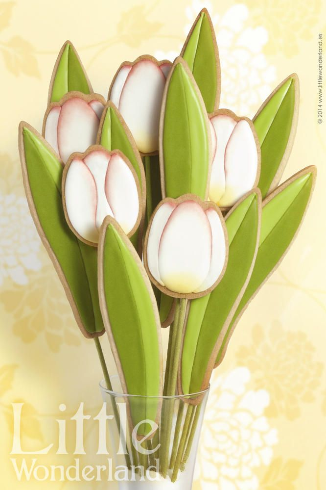 Tulip bouquet | Cookie Connection