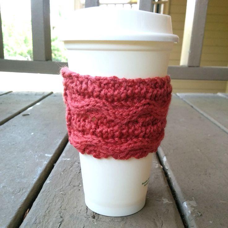 64 Best Mug Hugs Images On Pinterest Knitting Ideas Knitting