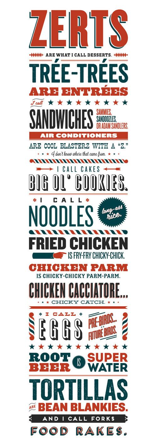 Parks and Recreation Tom Haverford Apps and by CreativeSobriety - For the kitchen.