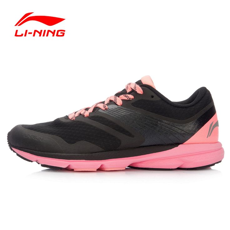 Li-Ning Women's Rouge Rabbit 2016 Smart Running Shoes Cushioning SMART CHIP Sneakers Breathable Sports Shoes ARBK086 XYP445
